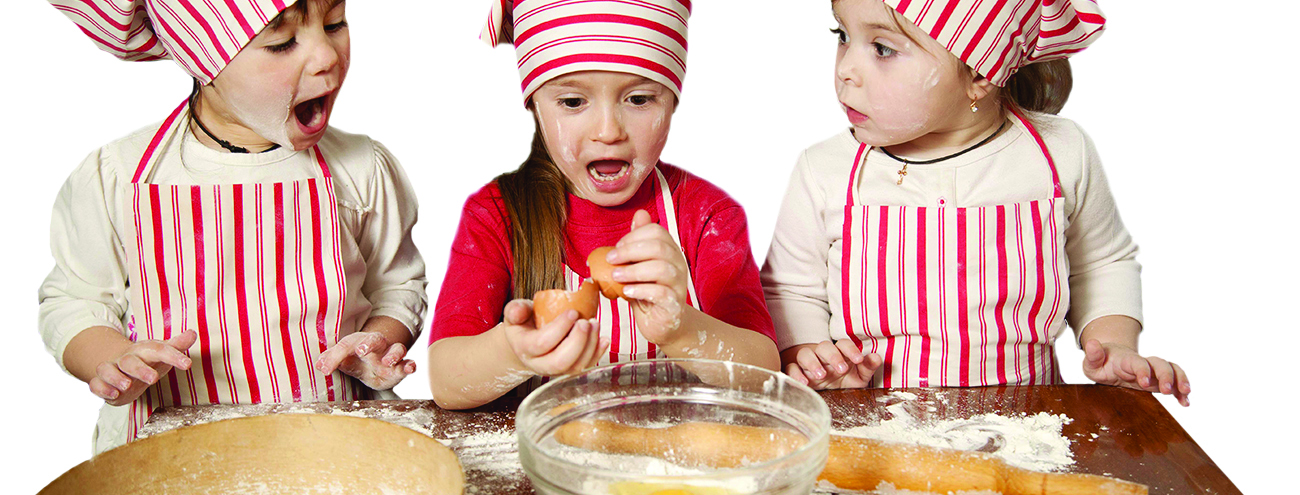 In cucina col papà (3-6 anni)