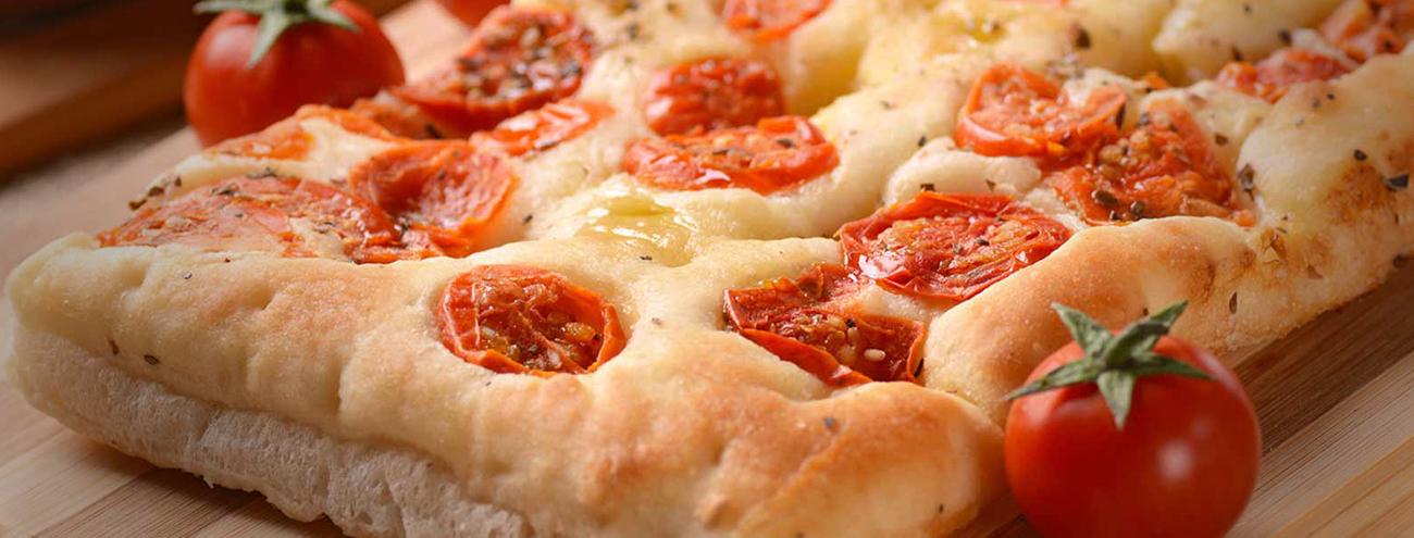 Pizza & Focacce
