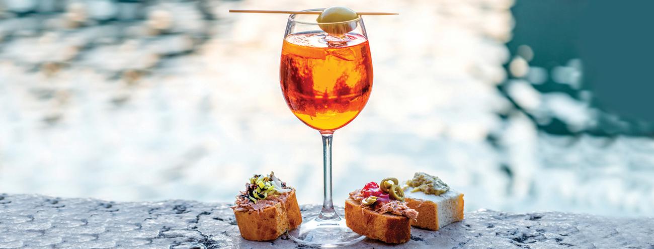 Cicchetti & Cocktails