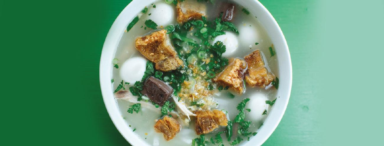 La cucina Thai
