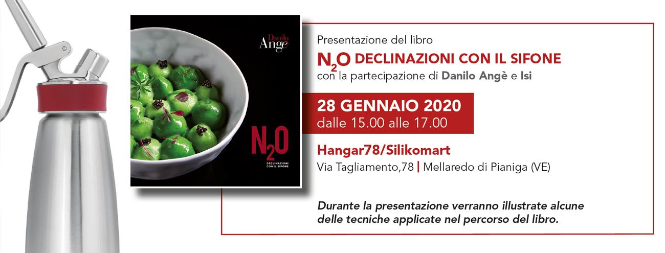 """Presentazione del libro """"N2O Declinazioni con il sifone"""""""